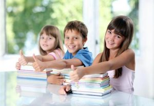 Рекомендуют педагоги. Русские книги в Великобритании