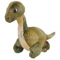 Пальчиковая игрушка Динозавр Бронтозавр
