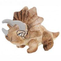 Пальчиковая игрушка Динозавр Трицератопс