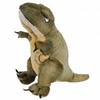 Пальчиковая игрушка Динозавр T-Rex