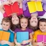 Учебные пособия. Русские книги для детей в Англии