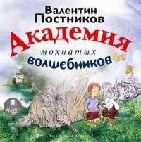 Академия мохнатых волшебников (аудиокнига MP3